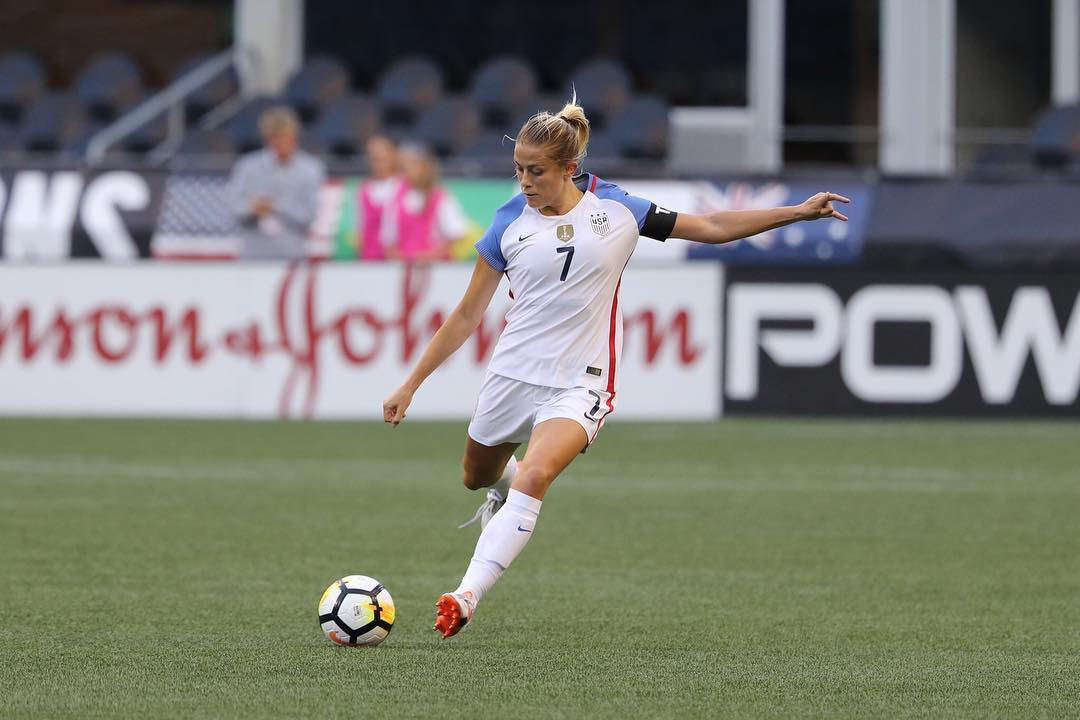 Abby Dahlkemper – Hot Sports Girls