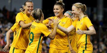 Australian soccer team the Matildas