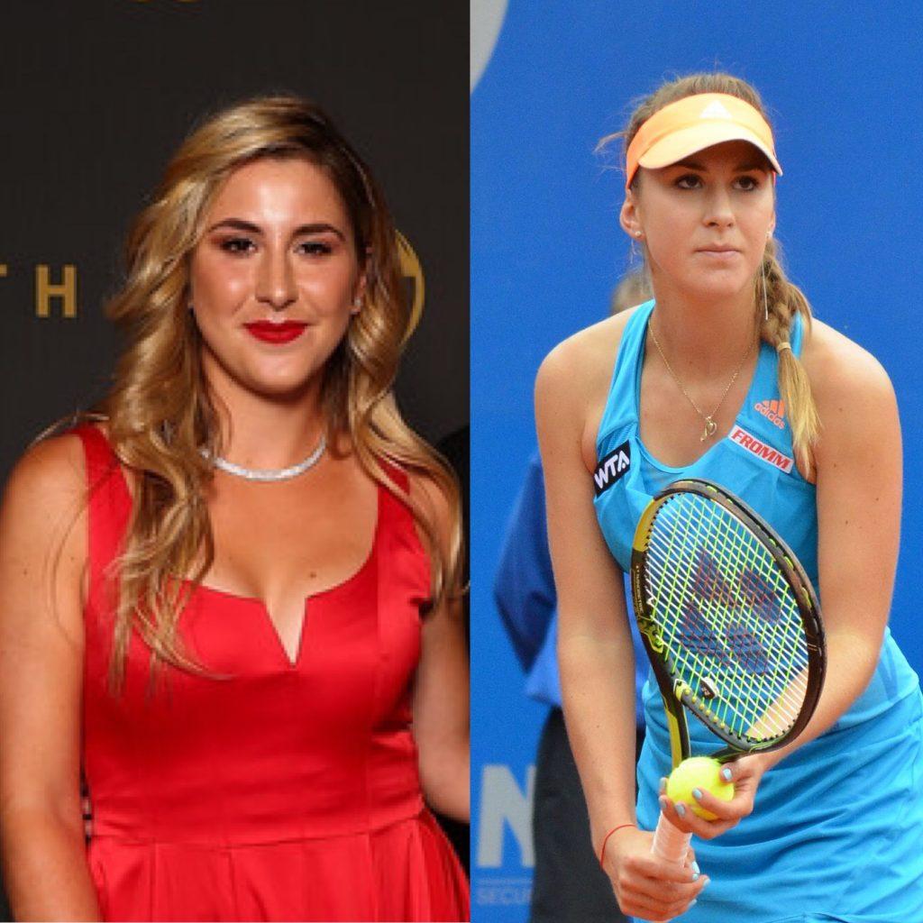 Belinda Bencic beautiful tennis player