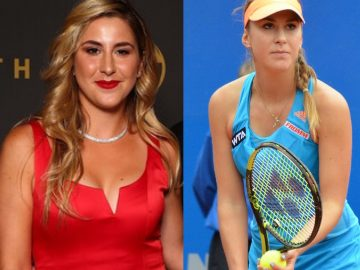 Belinda Bencic beautiful tennis player