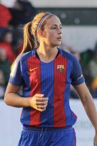 Alexia Putellas barcelona fc