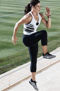 Ali Krieger sports