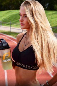 Alica Schmidt hot athlete