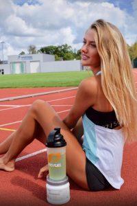 Alica Schmidt runner
