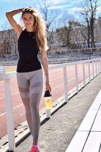 Alica Schmidt training