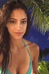 Allison Stokke beauty