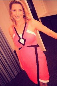 Amy Duggan beauty dress