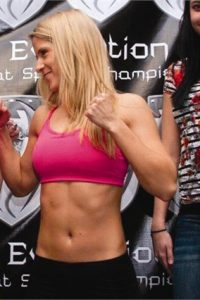 Angelica Chavez fight girl