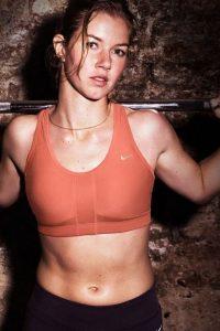 Anouk Hoogendijk fitness