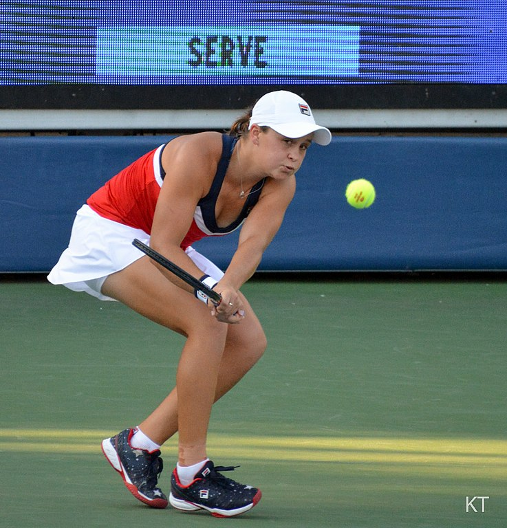 Ashleigh Barty hot sexy tennis player