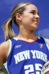 Becky Hammon basketball girl