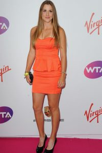Belinda Bencic dress