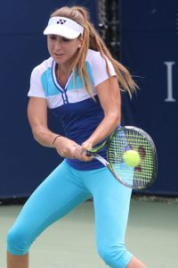 Belinda Bencic hot tennis