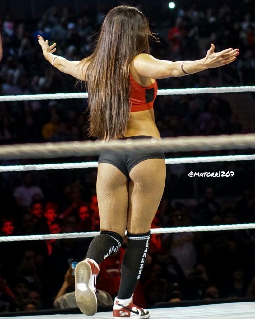Stephanie aka Nikki Bella sexy ass