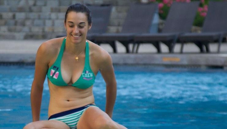 Caroline Garica