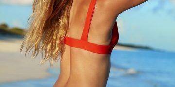 Caroline Wozniacki swimsuit