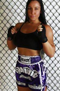 Chelsea Brooks MMA girl