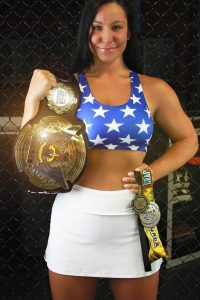 Chelsea Brooks hot MMA