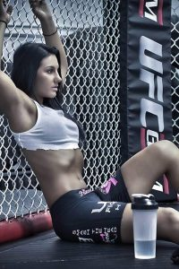 Cheyanne Vlismas fight girl