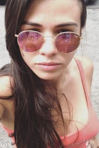 Claudia Gadelha fashion