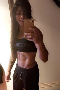 Claudia Gadelha hot