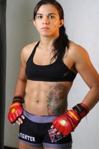 Claudia Gadelha sport