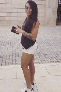 Claudia Gadelha sports