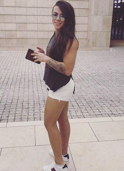 Claudia Gadelha Hot Sports Girls
