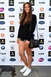 Daria Kasatkina party hot