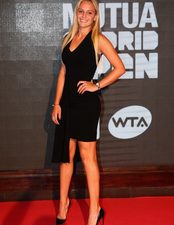 Donna Vekic  Hot Sports Girls-5906