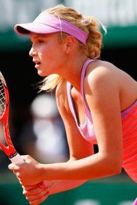 Donna Vekic hot tennis