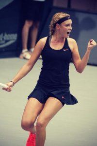 Donna Vekic tennis girl