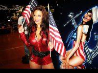 Elektra Knight hot mma