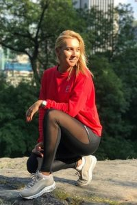 Elena Vesnina fashion