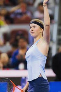 Elina Svitolina hot sport