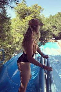 Elina Svitolina.swimwear