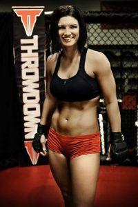 Gina Carano MMA girl