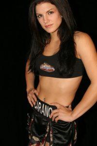Gina Carano UFC girl