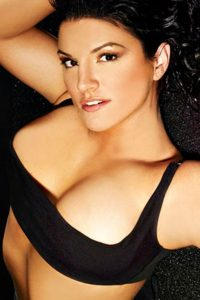 Gina Carano hot MMA