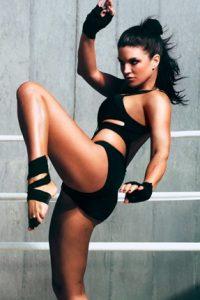 Gina Carano hot UFC