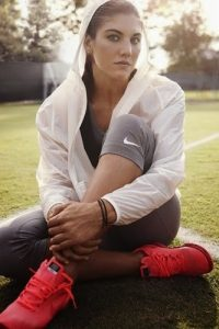 Hope Solo beauty