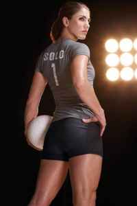 Hope Solo hot sports