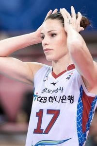 Ivana Nesovic sport girl