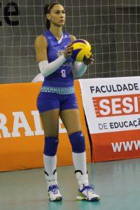 Jaqueline Carvalho sport girl