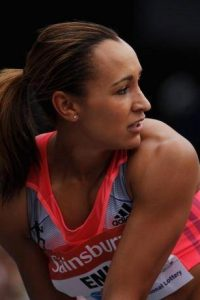 Jessica Ennis beauty