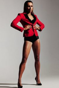 Jessica Ennis hot girl