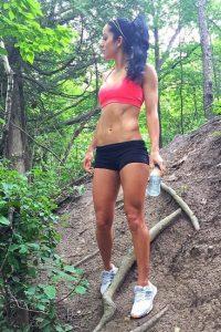 Jonelle Filigno hot sport