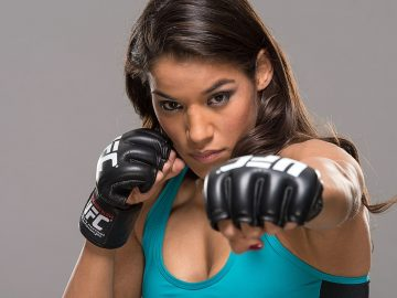 Julianna Pena not nude just sexy and hot
