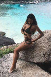 Justyna Graczyk bikini
