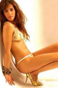 Laisa Andrioli bikini